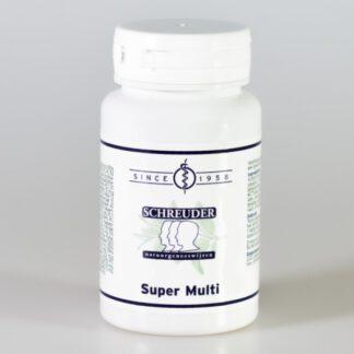Super Multi 30 tabletten